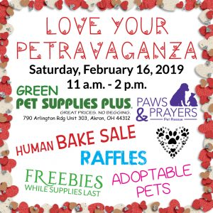 Love Your Petravaganza Green Pet Supplies Plus Paws And Prayers